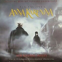 SOLTI Georg : CD Anna Karenina