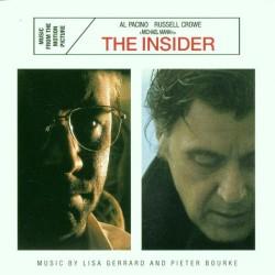 2nd HAND / OCCAS : GERRARD Lisa / BOURKE Pieter : CD The Insider