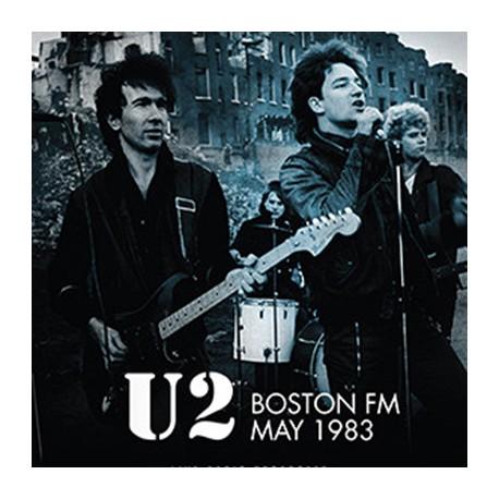 U2 : LP Boston FM May 1983