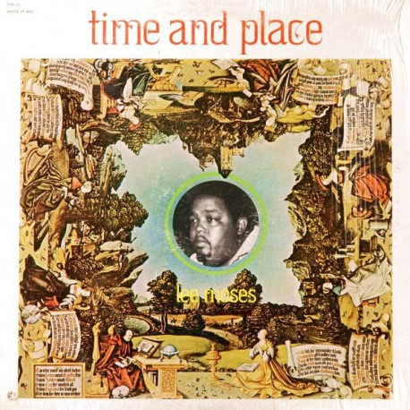 LEE MOSES : LP Time And Place