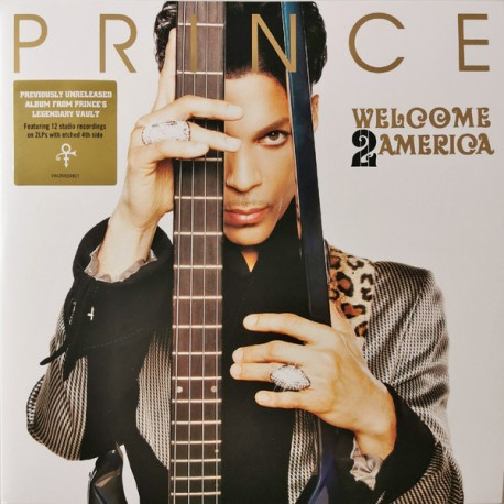 PRINCE : LPx2 Welcome 2 America