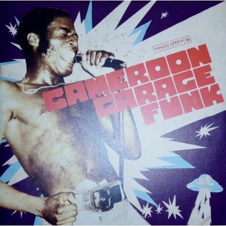 VARIOUS : LPx2 Cameroon Garage Funk 1964 - 1979