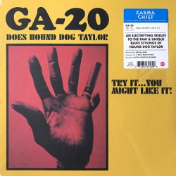 GA-20 : LP GA-20 Does Hound Dog Taylor : Try It...You Might Like It!