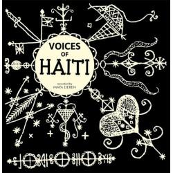 MAYA DEREN : LP Voices Of Haiti