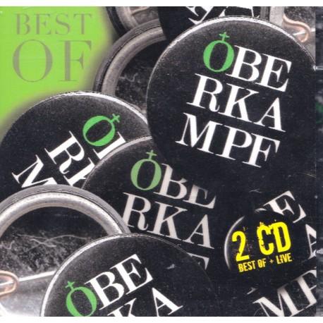 OBERKAMPF : CDx2 Best Of