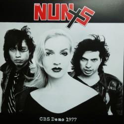 NUNS (the) : LP CBS Demo 1977