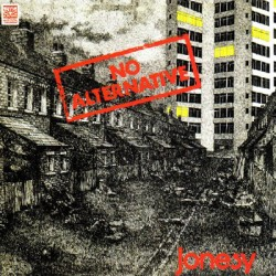 JONESY : LP No Alternative