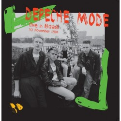 DEPECHE MODE : LP Live In Basel (30 November 1984)