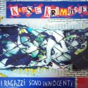 KLASSE KRIMINALE : LP I Ragazzi Sono Innocenti (colored)