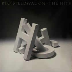 REO SPEEDWAGON : LP The Hits