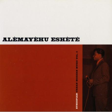 ESHETE Alemayehu : LP Ethiopian Urban Modern Music Vol. 2