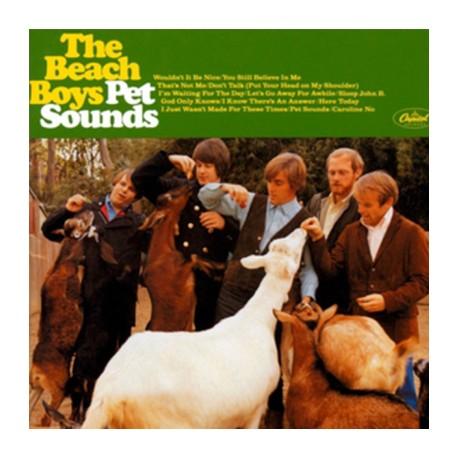 BEACH BOYS (the) : CD Pet Sounds