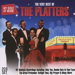 PLATTERS (the) : CDx2 The Very Best Of The Platters