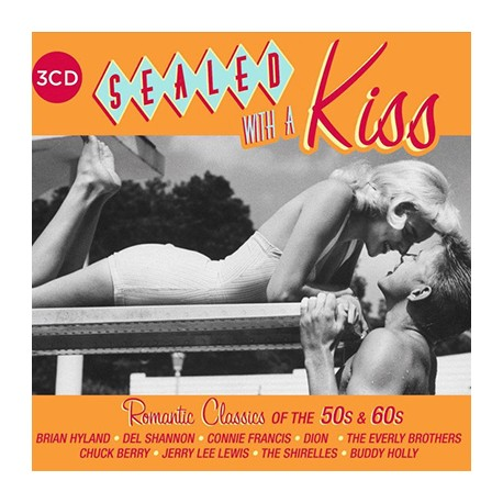 VARIOUS : CDx3 Sealed With A Kiss