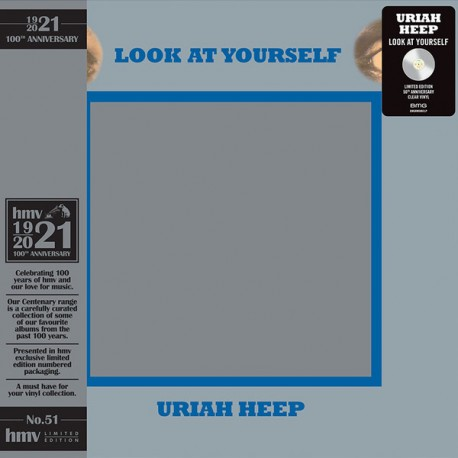 URIAH HEEP : LP Look At Yourself