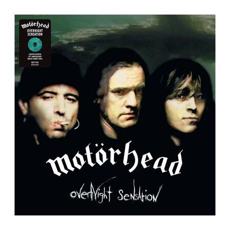 MOTORHEAD : LP Overnight Sensation