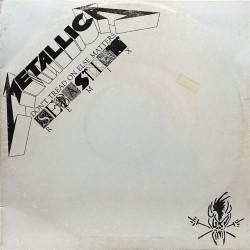 "METALLICA : 12""EP Don't Tread On Else Matters Sebastian Remix"