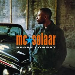 MC SOLAAR : LP Prose Combat