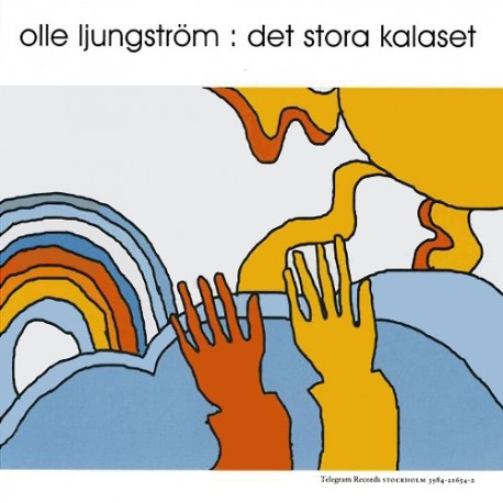LJUNGSTROM Olle : CD Det Stora Kalaset