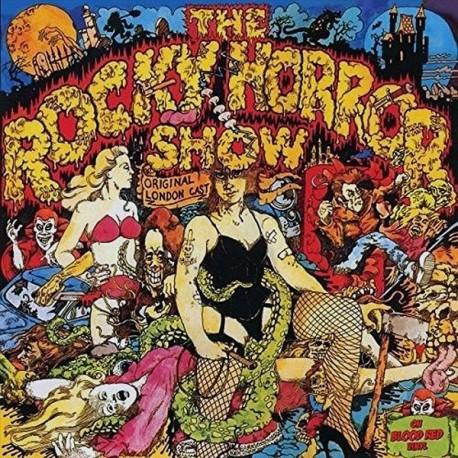 ORIGINAL LONDON CAST : LP The Rocky Horror Show