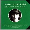 RONSTADT Linda : CD Greatest Hits I & II