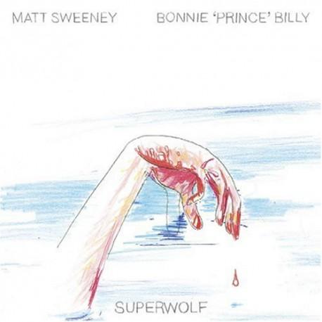 BONNIE PRINCE BILLY / SWEENEY Matt : LP Superwolf