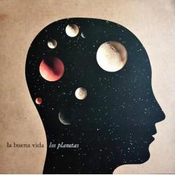 """LA BUENA VIDA : 12""""EP Los Planetas"""