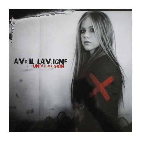 LAVIGNE Avril : LP Under My Skin
