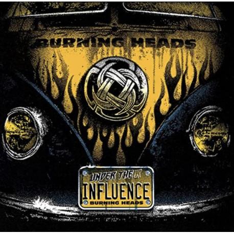 "BURNING HEADS : LP+7""EP Under Their Influence"