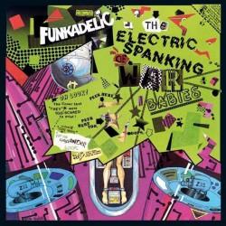 FUNKADELIC : LP The Electric Spanking Of War Babies