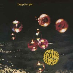 DEEP PURPLE : LP Who Do We Think We Are