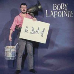 LAPOINTE Boby : CD Best Of