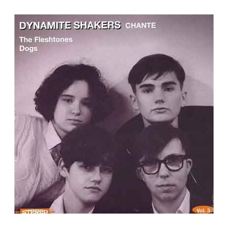 DYNAMITE SHAKERS : Vol. 3 Chante The Fleshtones / Dogs