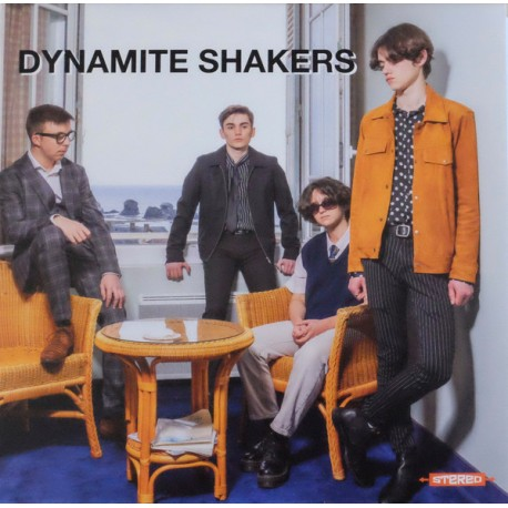 """DYNAMITE SHAKERS : 10""""EP Dynamite Shakers"""