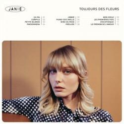 JANIE : LP Toujours des fleurs