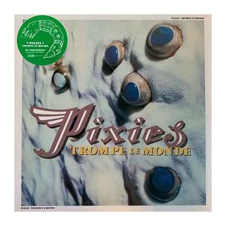 PIXIES : LP Trompe Le Monde (green)