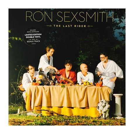 SEXSMITH Ron : LPx2 The Last Rider