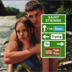 SAINT ETIENNE : CD+DVD I've Been Trying To Tell You