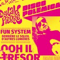 DONALD PIERRE : LP Disco Polemica