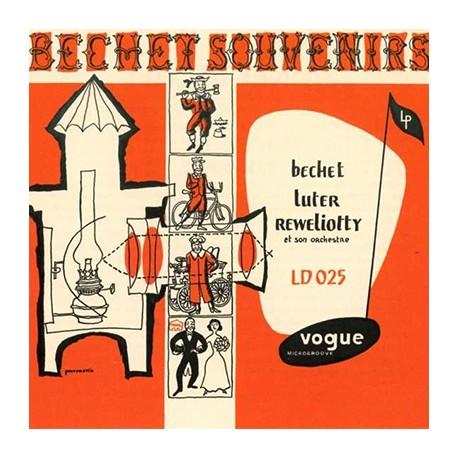 BECHET Sidney : LP Bechet Souvenirs