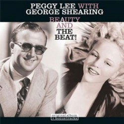 LEE Peggy / SHEARING George : LP Beauty And The Beat!