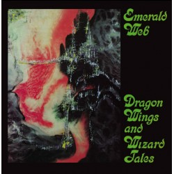 EMERALD WEB : LP Dragon Wings And Wizard Tales