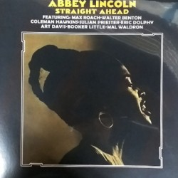 LINCOLN Abbey : LP Straight Ahead