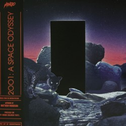 VARIOUS : LPx2 2001 : A Space Odyssey