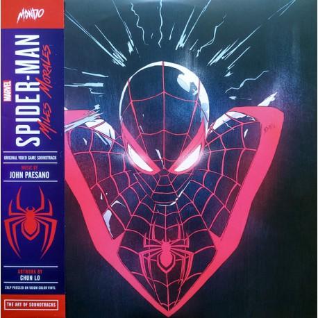 PAESANO John : LPx2 Marvel's Spider-Man : Miles Morales Original Video Game Soundtrack