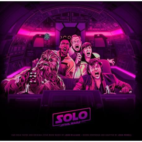 WILLIAMS John / POWELL John : LPx2 Solo : A Star Wars Story