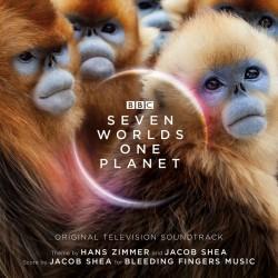 ZIMMER Hans / SHEA Jacob : CD Seven Worlds One Planet