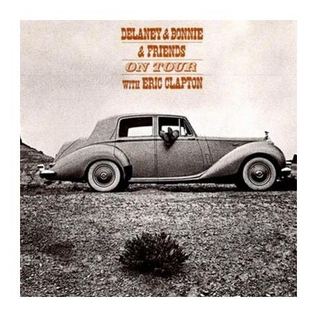 DELANEY & BONNIE & FRIENDS : CD On Tour