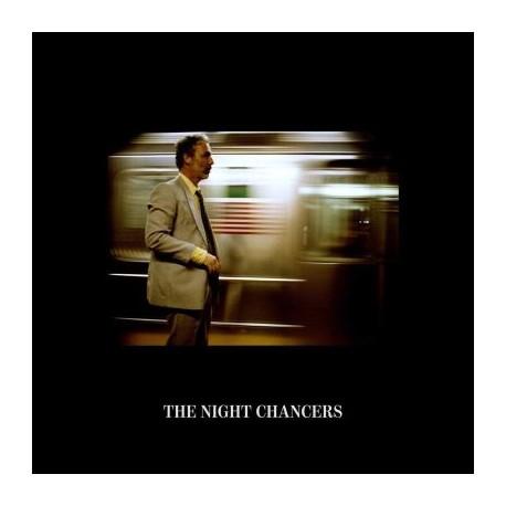 BAXTER DURY : LP The Night Chancers