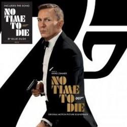 ZIMMER Hans : LPx2 No Time To Die (gold)